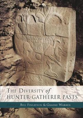 diversity of hunter gatherer pasts book cover
