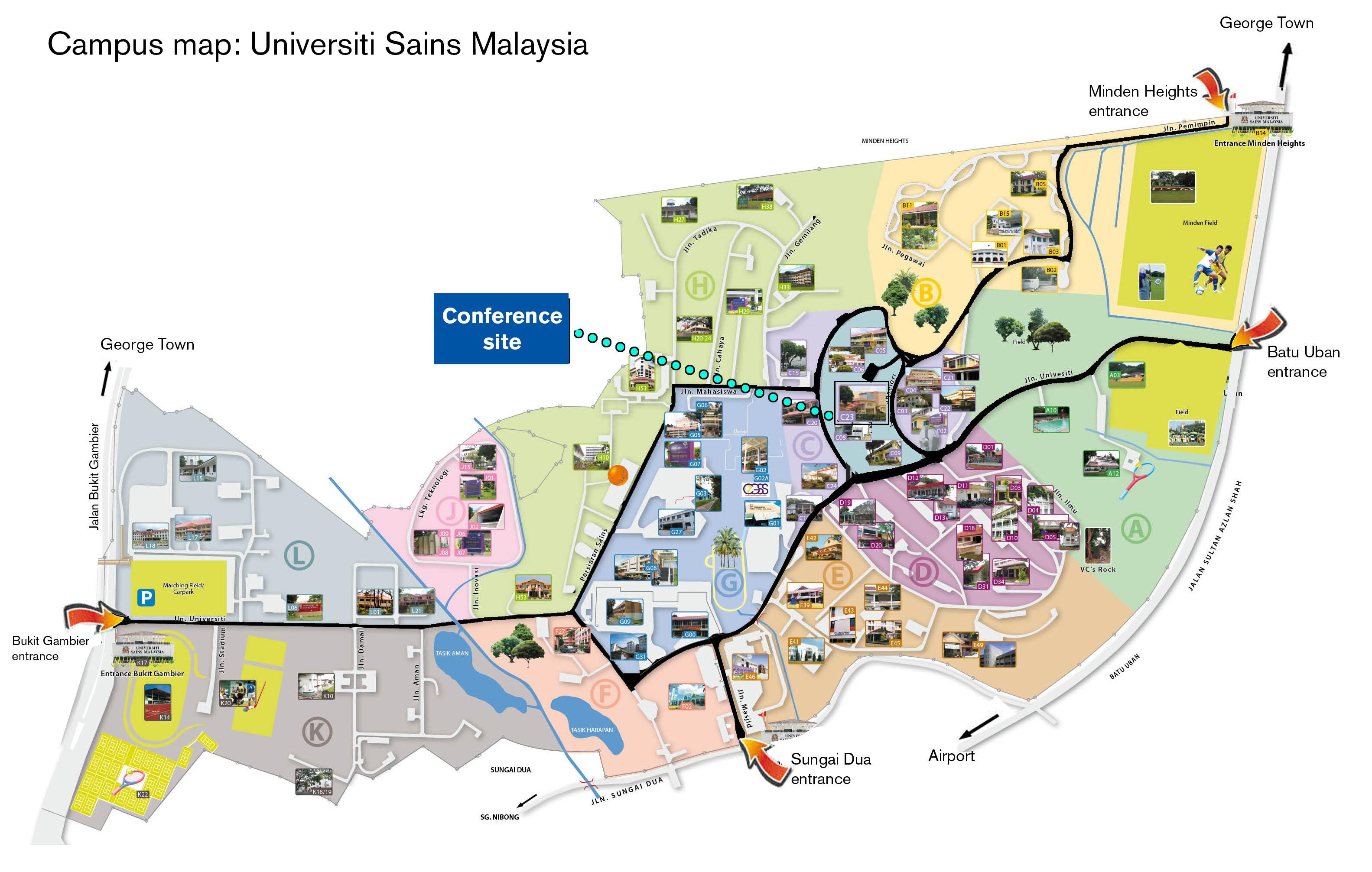 Usm Map | Rtlbreakfastclub
